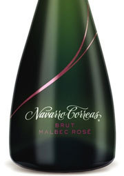 NAVARRO CORREAS BRUT MALBEC ROSE
