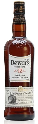 DEWARS 12 YEARS 375ML