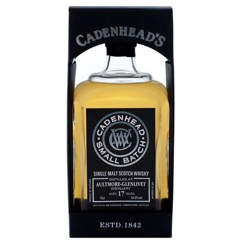 CADENHEADS SMALL BATCH 17 YEARS