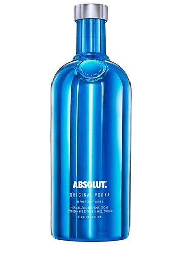 ABSOLUT VODKA 1L LIMITED EDITION