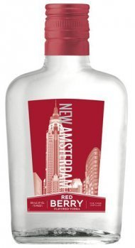 NEW AMSTERDAM RED BERRY 375ML