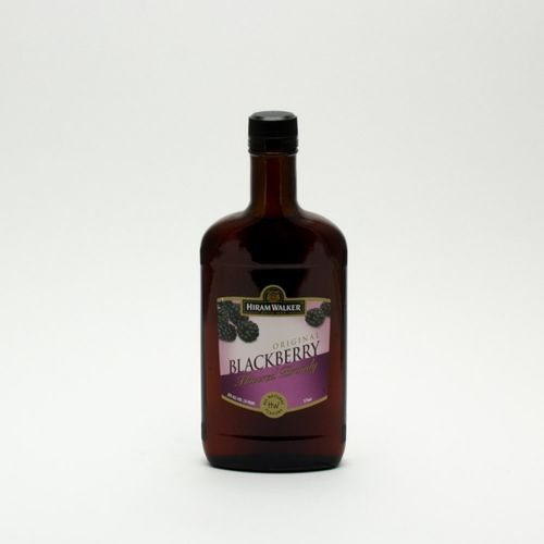 HIRAM WALKER BLACKBERRY 375ML