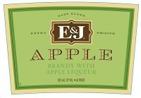 E&J APPLE 200ML