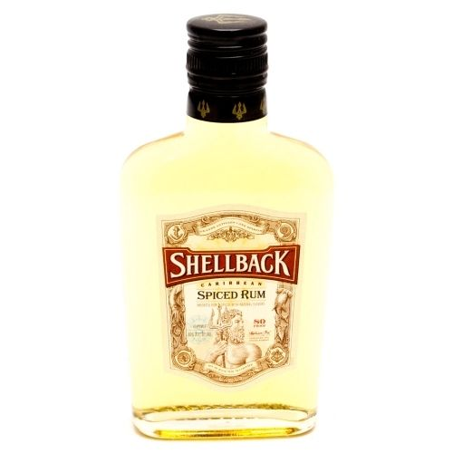 SHELLBACK SPICED RUM 375ML