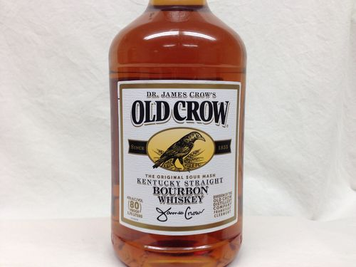 OLD CROW 80 PROOF 375ML