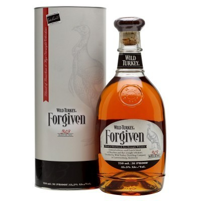 WILD TURKEY FORGIVEN 750ML