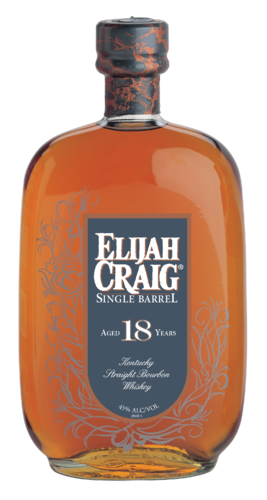 ELIJAH CRAIG SINGLE BARREL 18 YEARS