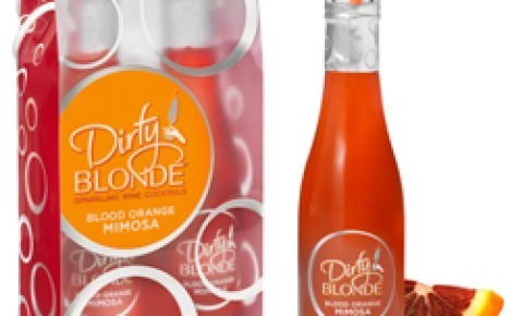 DIRTY BLONDE BLOOD ORANGE MIMOSA