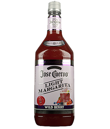 JOSE CUERVO LIGHT MARGARITA WILD BERRY 750ML