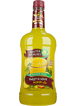MASTER OF MIXES SWEET N SOUR MIXER 1.75L