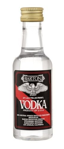 BARTON VODKA 50ML