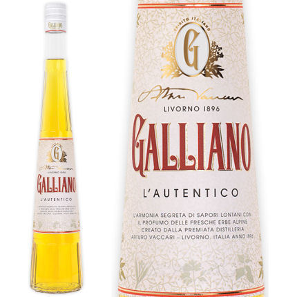 GALLIANO L' AUTENTICO 375ML