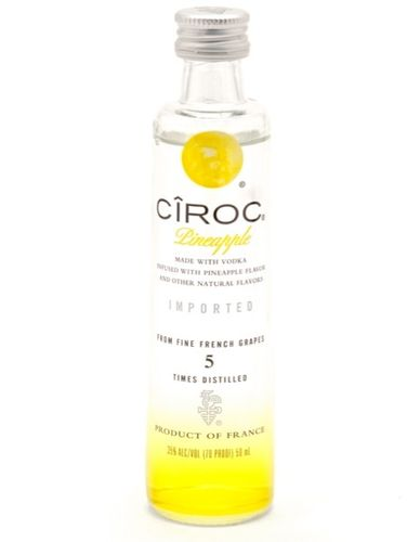 CIROC PINEAPPLE 50ML