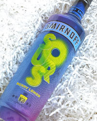 SMIRNOFF BERRY LEMON 50ML