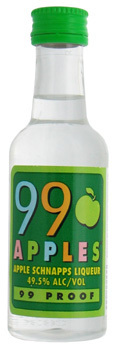 99 APPLES 50ML