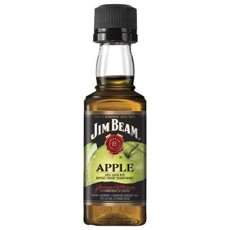 JIM BEAM APPLE 50ML