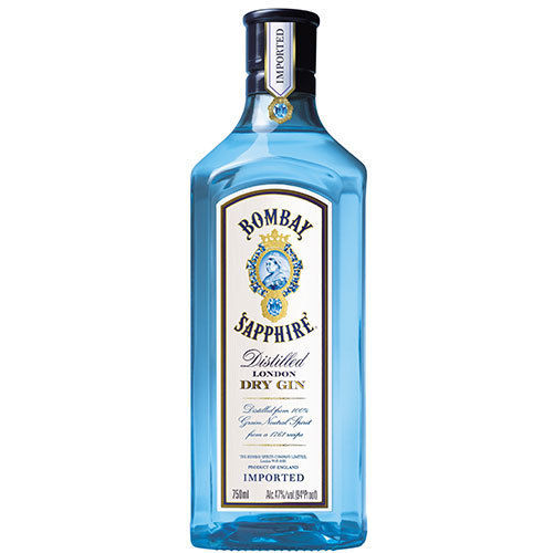 BOMBAY SAPPHIRE DRY GIN 1.75L