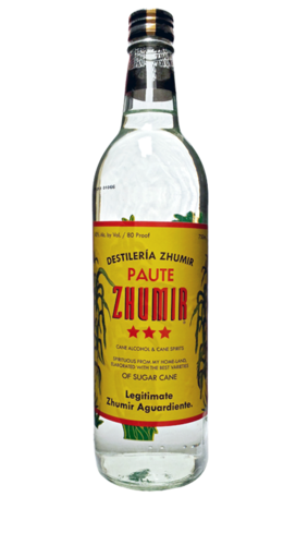 DESTILERIA PAUTE ZHUMIR 750ML