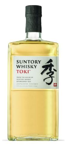 SUNTORY WHISKY TOKI 750ML