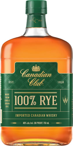 CANADIAN CLUB RYE 750ML