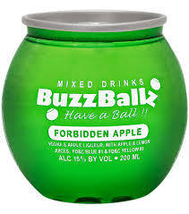 BUZZBALLZ APPLE 200ML