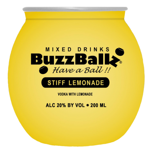 BUZZBALLZ LEMONADE 200ML