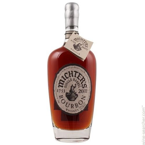 MICHTER'S BOURBON 20 YEAR OLD