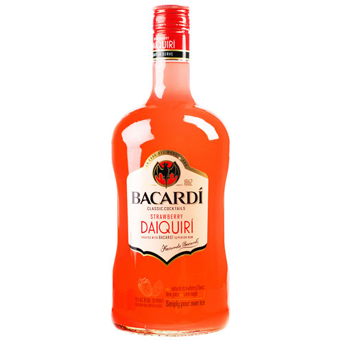 BACARDI STRAWBERRY DAIQUIRI 1.75L