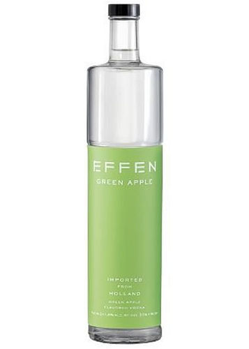 EFFEN GREEN APPLE 750ML