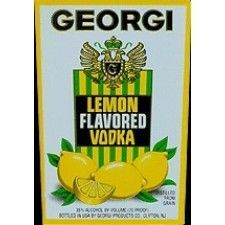 GEORGI LEMON 375ML