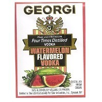 GEORGI WATERMELON 375ML