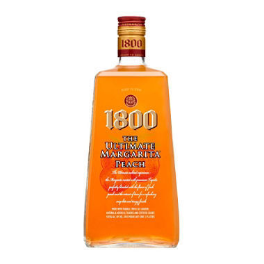 1800 PEACH MARGARITA 1.75L