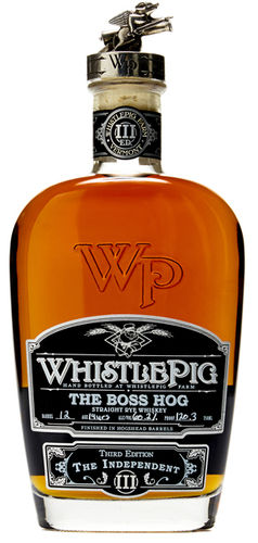 WHISTLEPIG THE BOSS HOG lll