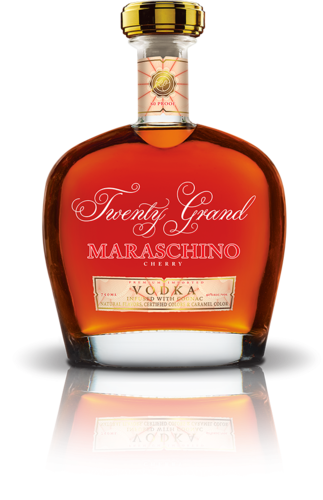 TWENTY GRAND  MARASCHINO CHERRY 750ML