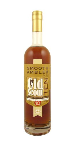 SMOOTH AMBLER OLD SCOUT TEN 750ML