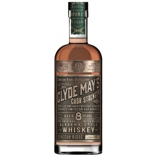 CLYDE MAYS 8YRS 750ML