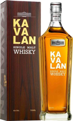 KAVALAN CLASSIC WHISKY 750ML