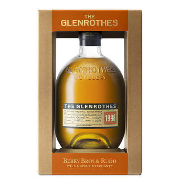 THE GLENROTHES 1998 750ML
