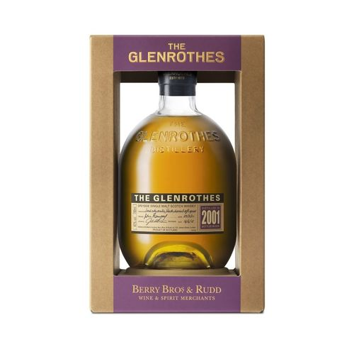 THE GLENROTHES 2001 750ML
