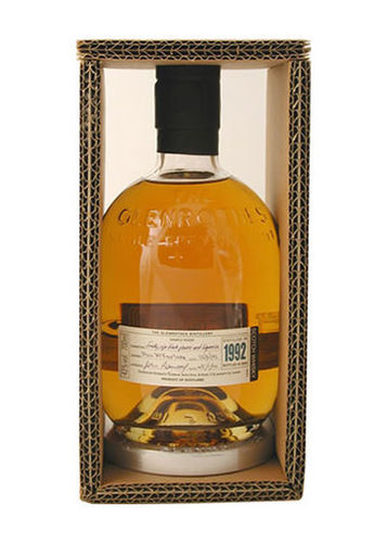 THE GLENROTHES 1992 750ML