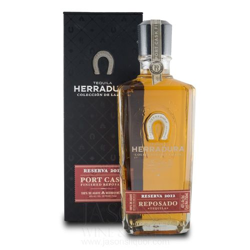 HERRADURA PORT CASK 750ML