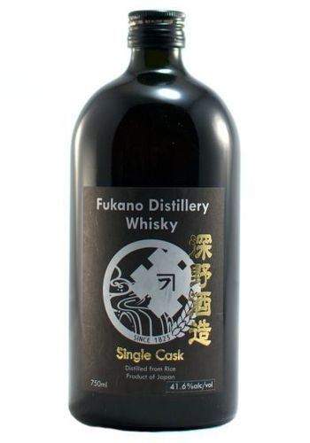 FUKANO DISTILLERY WHISKY RICE