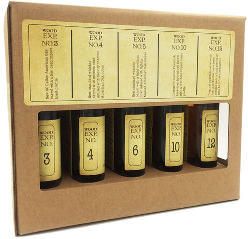 JEFFERSON WOOD EXPERIMENT PACK  200ML