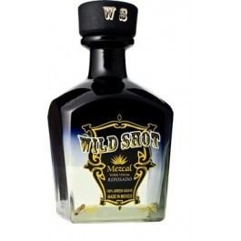 WILD SHOT MEZCAL 750ML