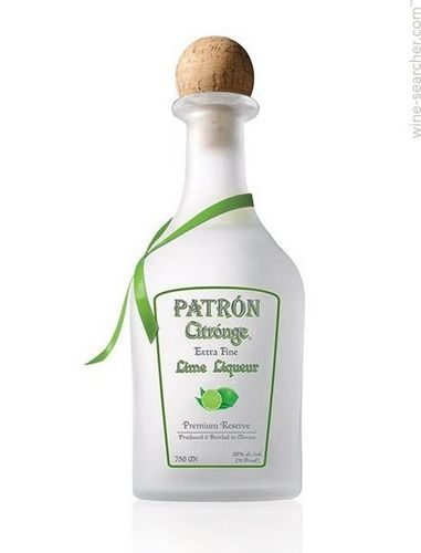 PATRON LIME 375ML