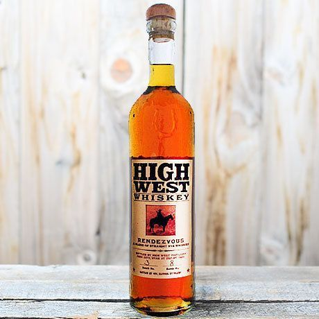 HIGH WEST WHISKEY RENDEZVOUS 375ML