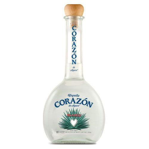 CORAZON TEQUILA BLANCO 750ML