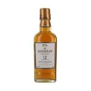 MACALLAN 12 YR 375ML