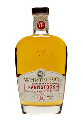 WHISTLEY PIG FARMSTOCK 750ML