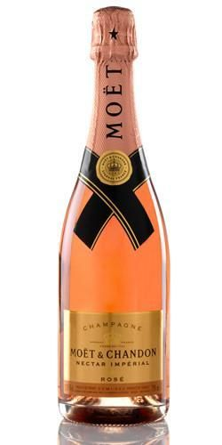 MOET ROSE NV 750ML